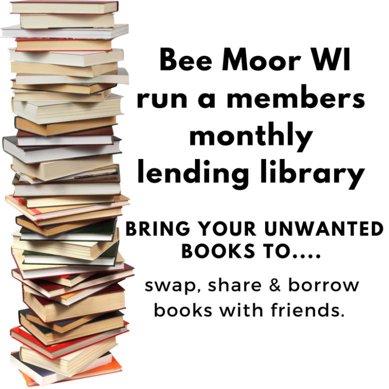 Bee Moor Run A Monthyl Lending Library - (2)